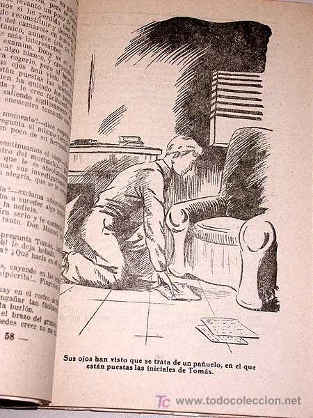 Libros de segunda mano: LA ESTRELLA DE RUBIES. CARMEN MARTEL. LECTURAS EJEMPLARES N 47. ESCELICER 1948. - Foto 2 - 26252765