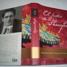Libros de segunda mano: EL JUDÍO DE SHANGHAI EMILIO CALDERÓN PLANETA 2008 RM41808. Lote 21302337