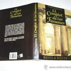 Libros de segunda mano: EL COMPLOT DE LOS FARAONES PHILIPP VANDENBERG MARTÍNEZ ROCA 1993 RM39113. Lote 22202478