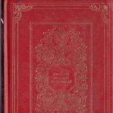 Libros de segunda mano: EL CORSARIO ROJO FENIMORE COOPER LIBRO NOVELA HISTORICA CON ILUSTRACIONES. Lote 25000500