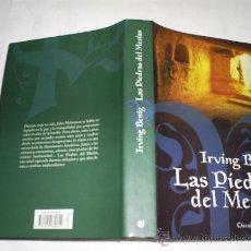 Libros de segunda mano: LAS PIEDRAS DEL MESÍAS IRVING BENIG CÍRCULO DE LECTORES, 2002 RM50016. Lote 25328899