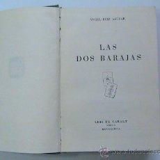 Libros de segunda mano: LAS DOS BARAJAS. (ANGEL RUIZ AYUCAR). Lote 26333417