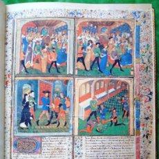 Libros de segunda mano: LA BÚSQUEDA DEL SANTO GRIAL, S. XV (ROMAN DE LA QUETE DU GRAAL). Lote 27231895