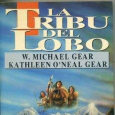 Libros de segunda mano: GEAR : LA TRIBU DEL LOBO. Lote 27419373