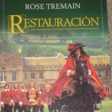 Libros de segunda mano: JOSE TREMAIN: RESTAURACIÓN, BARCELONA, 1996. Lote 28309814