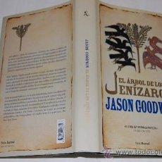 Libros de segunda mano: EL ÁRBOL DE LOS JENÍZAROS. JASON GOODWIN RM33247. Lote 28745142