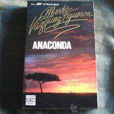 Libros de segunda mano: ANACONDA. Lote 29495777