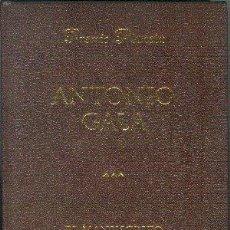 Libros de segunda mano: EL MANUSCRITO CARMESÍ ANTONIO GALA PLANETADEAGOSTINI 2004 PREMIO PLANETA 1990. Lote 29519027
