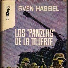 Libros de segunda mano - Sven Hassel - Los Panzers de la muerte - 29574484