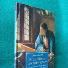 Libros de segunda mano: EL SUEÑO DE UN CARTOGRAFO-FRAY MAURO-VENECIA-JAMES COWAN-CONFECCION DE MAPAS-1997-1ªEDICION ESPAÑOLA. Lote 29823392