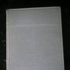 Libros de segunda mano: PÍO BAROJA EL PASADO LA FERIA DE LOS DISCRETOS. Lote 30180742