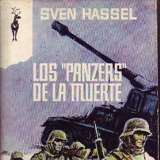 Libros de segunda mano - LOS PANZERS DE LA MUERTE (SVEN HASSEL) - 30301389