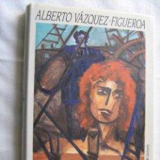 Libros de segunda mano: CIENFUEGOS. VÁQUEZ-FIGUEROA, ALBERTO. 1990. Lote 30570894