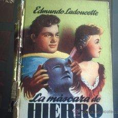 Libros de segunda mano: LA MASCARA DE HIERRO. Lote 30658986
