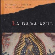 Libros de segunda mano: LA DAMA AZUL. JAVIER SIERRA. PLANETA AGOSTINI, 2005. Lote 31642561