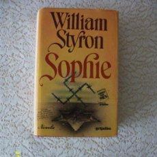 Libros de segunda mano: SOPHIE WILLIAM STYRON. Lote 32644345