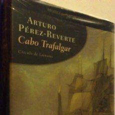 Libros de segunda mano: CABO TRAFALGAR. ARTURO PÉREZ REVERTE.. Lote 33363399