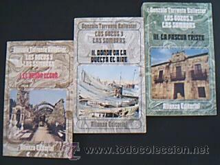 LOS GOZOS Y LAS SOMBRAS. 3 TOMOS: OBRA COMPLETA. TORRENTE BALLESTER, GONZALO. ALIANZA, 1981 (Libros de Segunda Mano (posteriores a 1936) - Literatura - Narrativa - Novela Histórica)