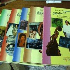 Libros de segunda mano: LA VIDA COTIDIANA EN ESPAÑA AÑOS 40, 50, 60, 70 Y 80 / MÁS GALERÍA GRANDES ARTISTAS / ED. DEL PRADO. Lote 33402284