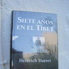 Libros de segunda mano: SIETE AÑOS EN EL TIBET. Lote 34336808