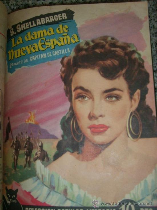 Libros de segunda mano: CAPITAN DE CASTILLA (PARTES 1 y 2), por S. Shellabarger - Colección Pop. Literaria - España - 1956 - Foto 3 - 34372823