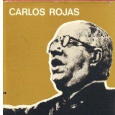 Libros de segunda mano: AZAÑA. CARLOS ROJAS. PLANETA. 1973. PRIMERA EDICIÓN,. Lote 34674075