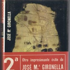Libros de segunda mano: TODOS SOMOS FUGITIVOS. JOSE MARIA GIRONELLA. PLANETA 1962, 339 PAGINAS TAPA DURA. Lote 34754977