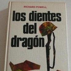 Libros de segunda mano: LOS DIENTES DEL DRAGÓN - RICHARD POWELL (CÍRCULO DE LECTORES, 1962). Lote 35487411