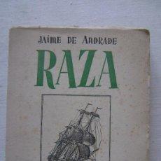 Libros de segunda mano: RAZA ( ANECDOTARIO PARA EL GUION DE UNA PELICULA). FRANCISCO FRANCO.267. Lote 35562033