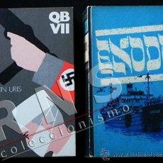 Libros de segunda mano: QB VII / ÉXODO - NOVELAS - CÍRCULO DE LECTORES - NAZIS JUDÍOS - NOVELA HISTÓRICA LEÓN URIS LIBRO. Lote 35960536