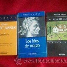 Libros de segunda mano: LOTE DE TRES LIBROS. Lote 245633675