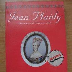 Libros de segunda mano: MADAME DU BARRY (JEAN PLAIDY) ¡¡OFERTA 3X2 EN LIBROS!!. Lote 36496346