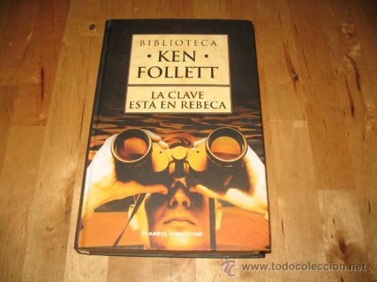 Libros de segunda mano: LIBRO 7 LIBROS TOMOS COLECCIÓN BIBLIOTECA KEN FOLLETT Planeta DeAgostini LOS PILARES DE LA TIERRA - Foto 2 - 40799711