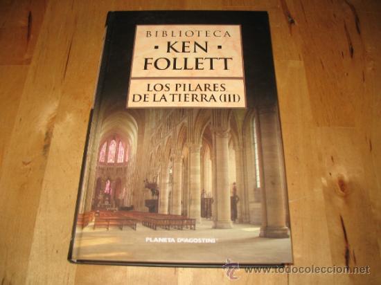 Libros de segunda mano: LIBRO 7 LIBROS TOMOS COLECCIÓN BIBLIOTECA KEN FOLLETT Planeta DeAgostini LOS PILARES DE LA TIERRA - Foto 10 - 40799711