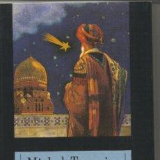 Libros de segunda mano: GASPAR, MELCHOR Y BALTASAR. MICHEL TOURNIER. EDHASA. BARCELONA. 1996. Lote 38782278