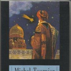Libros de segunda mano: GASPAR, MELCHOR Y BALTASAR. MICHEL TOURNIER. EDHASA. BARCELONA.1996. Lote 38783868