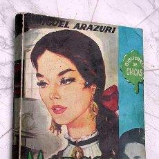 Libros de segunda mano: MARCOS 2ª PARTE. MIGUEL ARAZURI. BIB. CHICAS Nº 353. EDICIONES CID 1962. GUERRA INDEPENDENCIA. ++. Lote 39305516