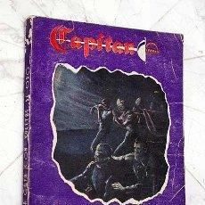Libros de segunda mano: CAPITÁN Nº 2. LA CAPA CON VUELTAS DE ORO. TELLUS. EDICIONES TVBAL SIN FECHA. 1661 FELIPE IV, FLANDES. Lote 39339625