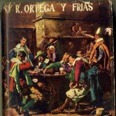 Libros de segunda mano: ORTEGA Y FRÍAS : EL TESTAMENTO DE UN CONSPIRADOR (TESORO, 1951) . Lote 39310839