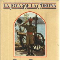 Libros de segunda mano: LA JOYA DE LA CORONA. PAUL SCOTT. EDITORIAL PLANETA. BARCELONA. 1984. Lote 39369485