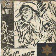 Libros de segunda mano: EL ALFEREZ PROVISIONAL. CARLOS MARTEL. ESTABLECIMIENTOS CERÓN Y LIBRERIA CERVANTES. CÁDIZ. 1950. Lote 39415919