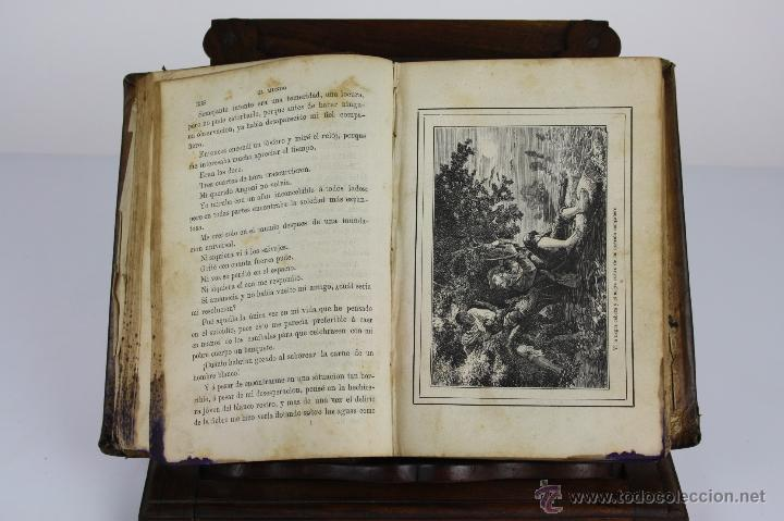 Libros de segunda mano: 5874- EL MUNDO DESCONOCIDO. ORTEGA Y FRIAS. EDIT. MURCIA Y MARTI. S/F. 3 TOMOS. - Foto 4 - 39472486