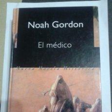 Libros de segunda mano: EL MEDICO - NOAH GORDON. Lote 39561577