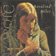 Libros de segunda mano: LANZAROTE. EL CABALLERO DEL LAGO SAGRADO. ROSALIND MILES. PLAZA & JANES. BARCELONA. 1995. Lote 39661958