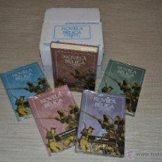 Libros de segunda mano: NOVELA BELICA 5 VOLUMENES . Lote 40161473