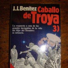 Libros de segunda mano: CABALLO DE TROYA 3 - J.J. BENITEZ -. Lote 40271126