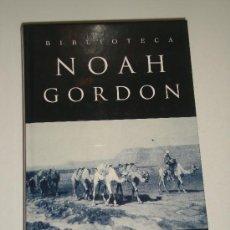 Libros de segunda mano: BIBLIOTECA NOAH GORDON, EL MÉDICO VOLUMEN 1. ED. EL PAÍS. Lote 40791084