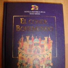 Libros de segunda mano: EL CONDE BOHEMUNDO (BARCELONA, 2000). Lote 40928180