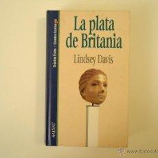 Libros de segunda mano: LA PLATA DE BRITANIA. Lote 40997794