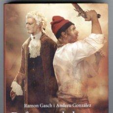 Libros de segunda mano: DEFENSORS DE LA TERRA(2013)-DOS GERMANS EN PLENA REVOLTA DE LA SAL.INCLUYE DEDICATORIA DE AUTORES. Lote 41017540